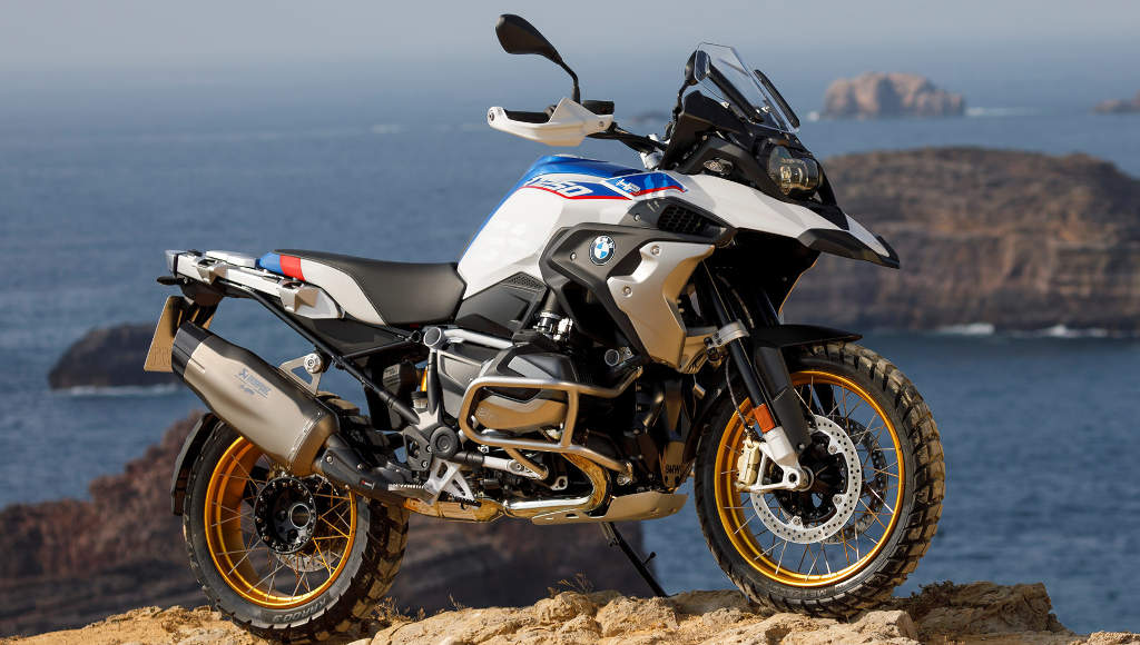 BMW presenta la nueva R 1250 GS Adventure