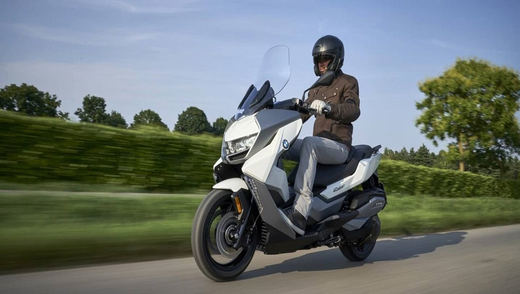 El Scooter BMW ya disponible en México
