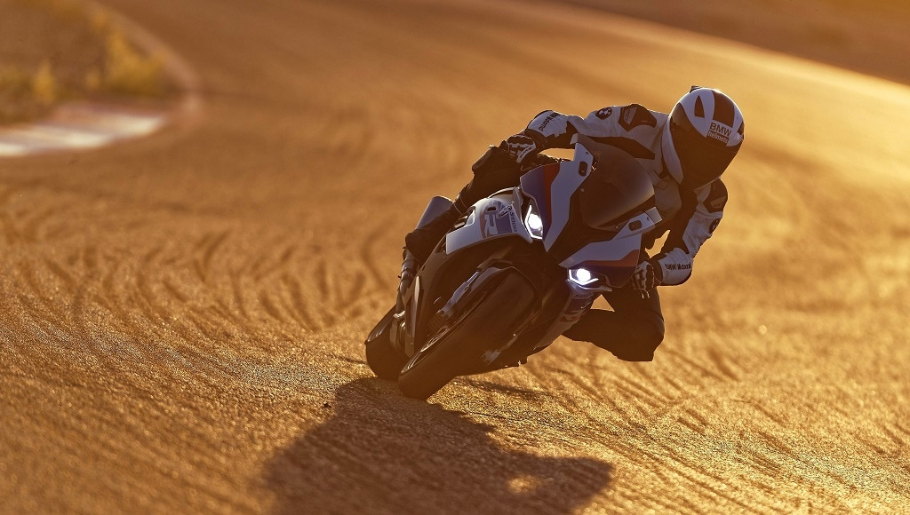 ¿Conoce las M Options y M Performance Parts para la BMW S 1000 RR?